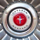 Mustang Logo stock images