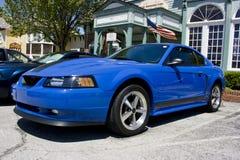 Mustang-Mach 2003 I Stockbilder