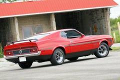 Mustang Mach1 Stock Foto's