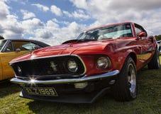 Mustang Mach 1 Royalty Free Stock Photo