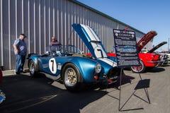 Mustang mais o Car Show 2014 do stockton Ca Fotografia de Stock