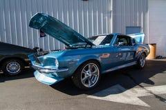 Mustang mais o Car Show 2014 do stockton Ca Foto de Stock