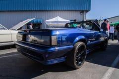 Mustang mais o Car Show 2014 do stockton Ca Imagens de Stock Royalty Free