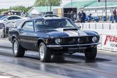 1970 Mustang Stock Image