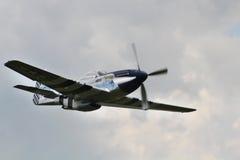 Mustang nord-américain de P-51 D Photographie stock libre de droits