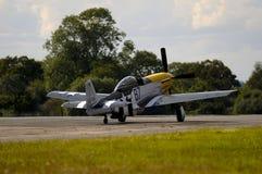 Mustang P-51D Royaltyfria Bilder