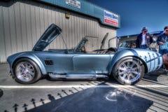 Mustang più il Car Show 2014 dello stockton Ca Immagine Stock