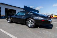 Mustang più il Car Show 2014 dello stockton Ca Fotografia Stock