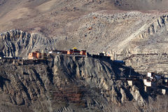 Free Mustang Region, Annapurna Conservation Area, Nepal Royalty Free Stock Images - 49267949