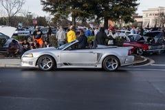 Mustang Saleen Stock Image