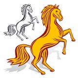 Mustang Royalty Free Stock Photo