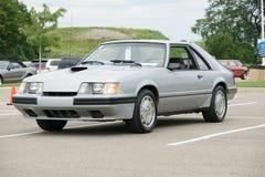 Mustang SVO royalty free stock photography