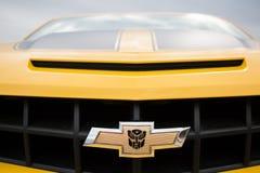 Mustang - Transformatoren Royalty-vrije Stock Fotografie