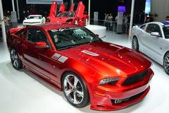Mustang 302 van WMGTA Saleen sportwagen Stock Afbeelding