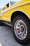 Mustang velho de Shelby Fotos de Stock Royalty Free
