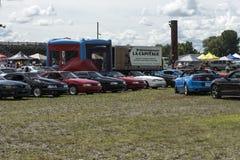 Mustanga przedstawienie Fotografia Stock