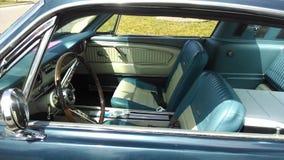 Mustanga samochodowy przedstawienie Fotografia Royalty Free