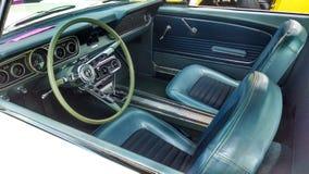 Mustanga samochodowy przedstawienie Obraz Royalty Free