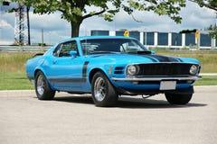 Mustangchef 1970 302 Lizenzfreie Stockfotos