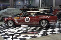 Mustangchef 1969 302 Stockfoto