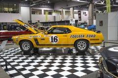 Mustangchef 1970 302 Stockbild