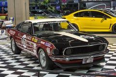 Mustangchef 302 Parnelli Jones Stockfotografie