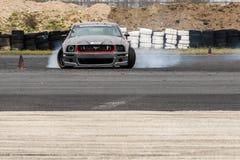Mustangdrivabil Royaltyfria Foton