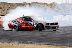 Mustangdrivabil Royaltyfri Foto