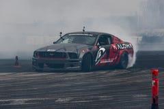 Mustangdrivabil Arkivbilder