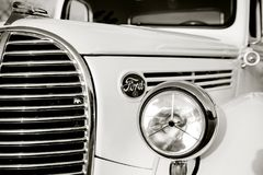 MustangMach 1970 1 Arkivfoto