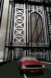 Mustango 1967 en Manhattan Imagen de archivo