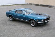 Mustango 1970 Mach1 foto de archivo