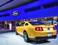 Mustango 2011 de Ford 5.0 Imágenes de archivo libres de regalías