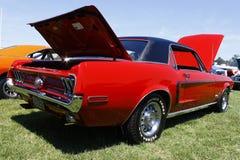 Mustango de 68 Ford Foto de archivo libre de regalías