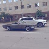 Mustango 1967 de Ford imagenes de archivo