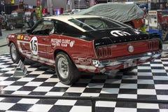 Mustango de Parnelli Jones Fotos de archivo libres de regalías