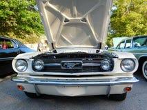 Mustango del vado del vintage 65 Foto de archivo libre de regalías