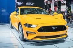 Mustango GT de Ford Fotografía de archivo libre de regalías