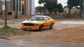 Mustango GT imagen de archivo