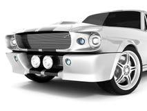 Mustango GT500 de Shelby Fotografía de archivo libre de regalías