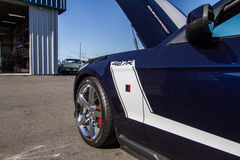 Mustangs Plus stockton ca Car Show 2014 stock photography