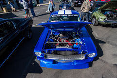 Mustangs Plus stockton ca Car Show 2014 Stock Photo