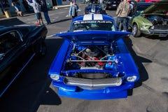Mustangs Plus stockton ca Car Show 2014 Stock Photo