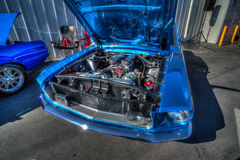Mustangs Plus stockton ca Car Show 2014 Stock Photography