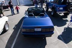 Mustangs Plus stockton ca Car Show 2014 stock photos