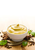 Mustard Royalty Free Stock Image