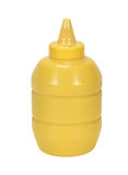 Mustard Container Royalty Free Stock Image