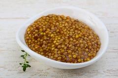 Mustard dijon Stock Photos