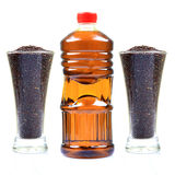 Mustard oil Stock Photos