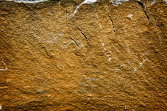 Mustard & Rust Colored Stone Royalty Free Stock Image